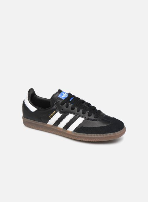 Sneaker adidas originals Samba OG W schwarz detaillierte ansicht/modell