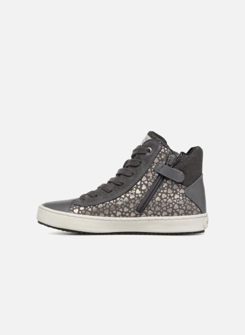 Geox J Kalispera Girl J844GD (grau) Sneaker chez Sarenza