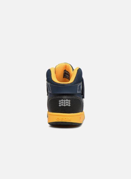 Sneakers Geox JR Gregg J8447B Blauw rechts