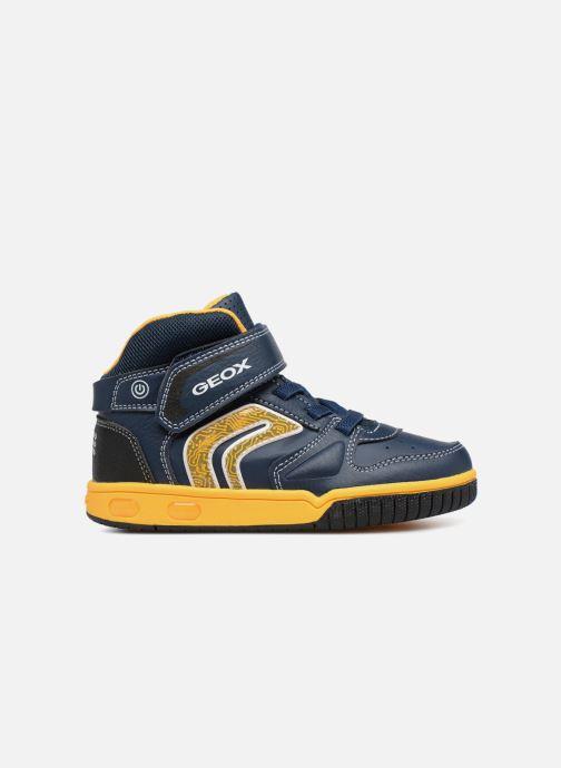 Sneakers Geox JR Gregg J8447B Blauw achterkant