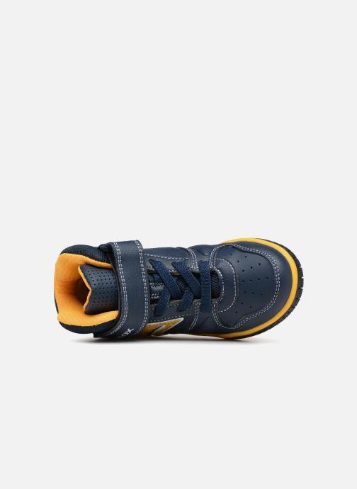 Sneakers Geox JR Gregg J8447B Blauw links