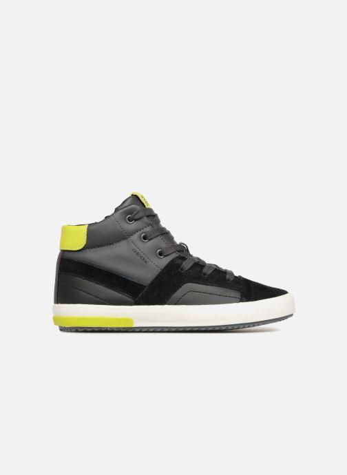 Sneakers Geox J Alonisso Boy J842CA Nero immagine posteriore