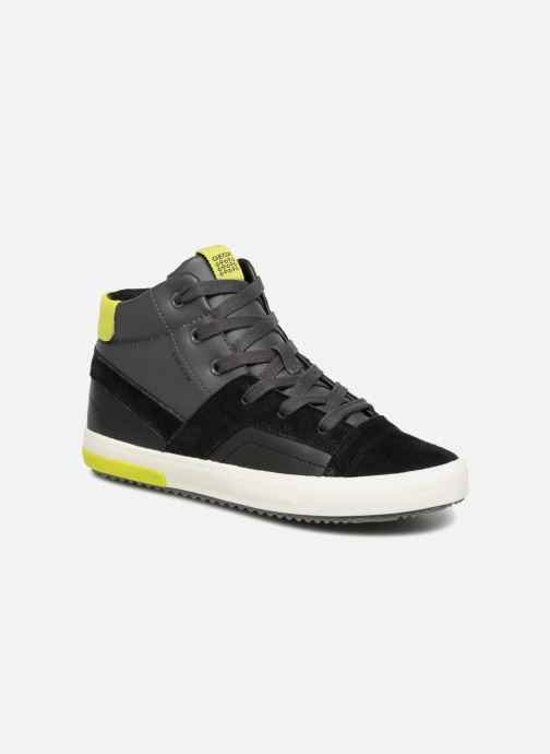 Sneakers Geox J Alonisso Boy J842CA Nero vedi dettaglio/paio