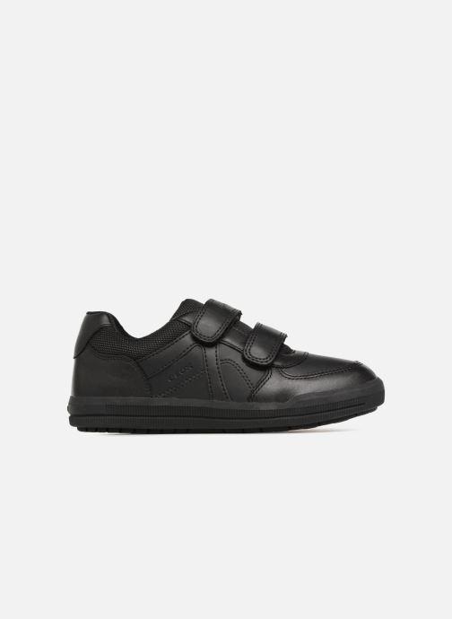 Sneakers Geox J Arzach Boy J844AE Zwart achterkant