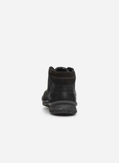 Bottines et boots Josef Seibel Willow 47 Noir vue droite