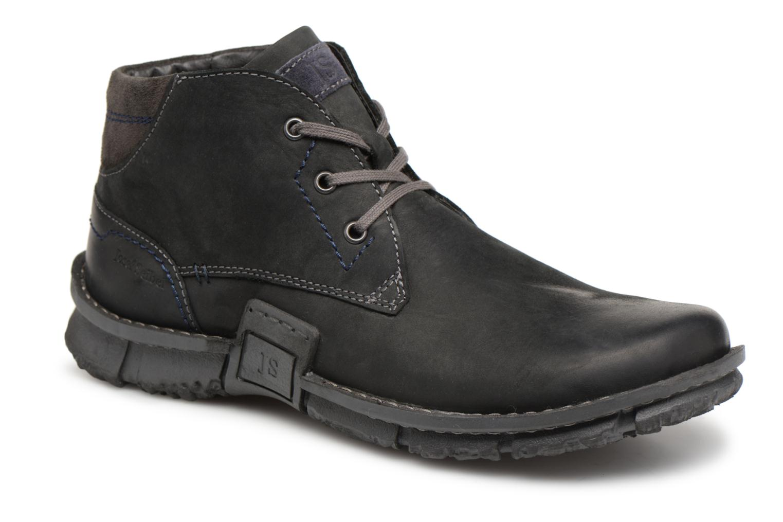 Josef Seibel Willow 47 (Noir) - Bottines et boots en Más cómodo Confortable et belle
