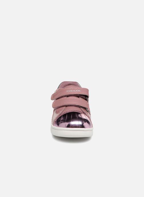 Geox B Djrock Girl B821WE (rosa) - Sneaker bei Sarenza.de (339617)