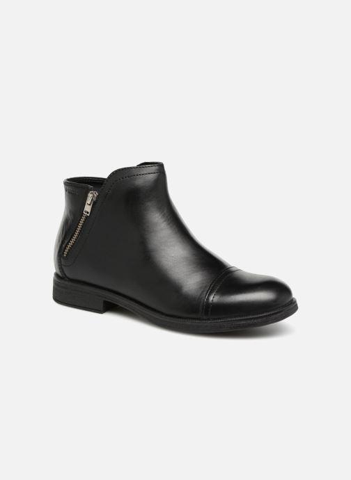 Bottines et boots Geox JR Agata J8449C Noir vue détail/paire