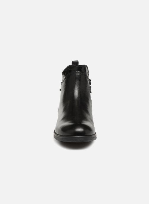 Geox JR Agata J8449B (schwarz) - Stiefeletten & Boots bei Sarenza.de (339627)