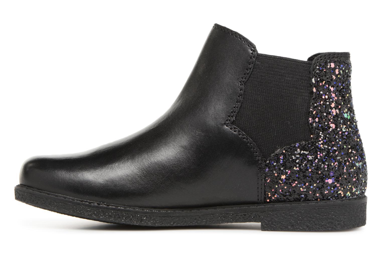 Stiefeletten & Boots Geox J Shawntel Girl J844EB schwarz ansicht von vorne