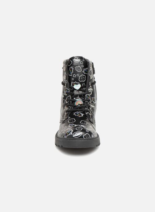 Geox J Casey Girl J5420K (schwarz) - Stiefeletten & Boots bei Sarenza.de (339634)