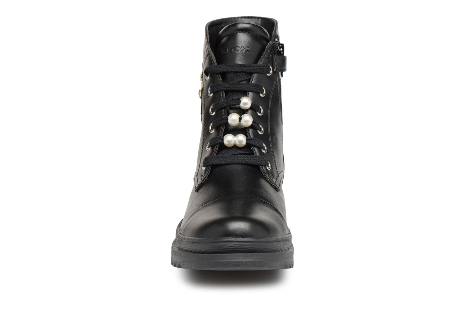 Ankle boots Geox J Gillyjaw Girl J847XA Black model view