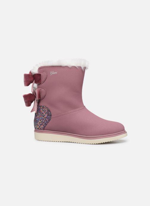 Geox J Thymar Girl J844FA (rosa) Stiefel bei