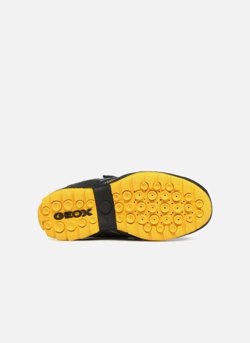 Sneaker Geox J New Savage Boy J841VC blau ansicht von oben