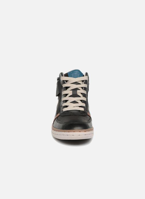 Geox JR Garcia Boy J84B6B (schwarz) - Sneaker bei Sarenza.de (339669)