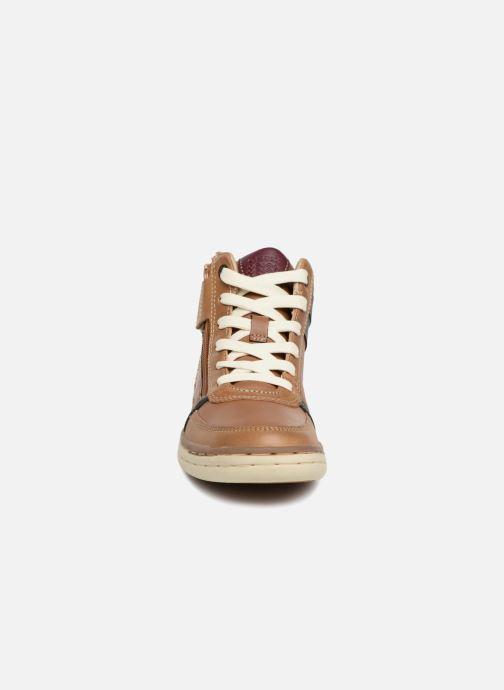 Geox JR Garcia Boy J84B6B (braun) - Sneaker bei Sarenza.de (339670)