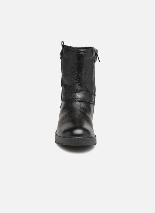 Geox J Casey Girl J54D3K (schwarz) - Stiefel bei Sarenza.de (339684)