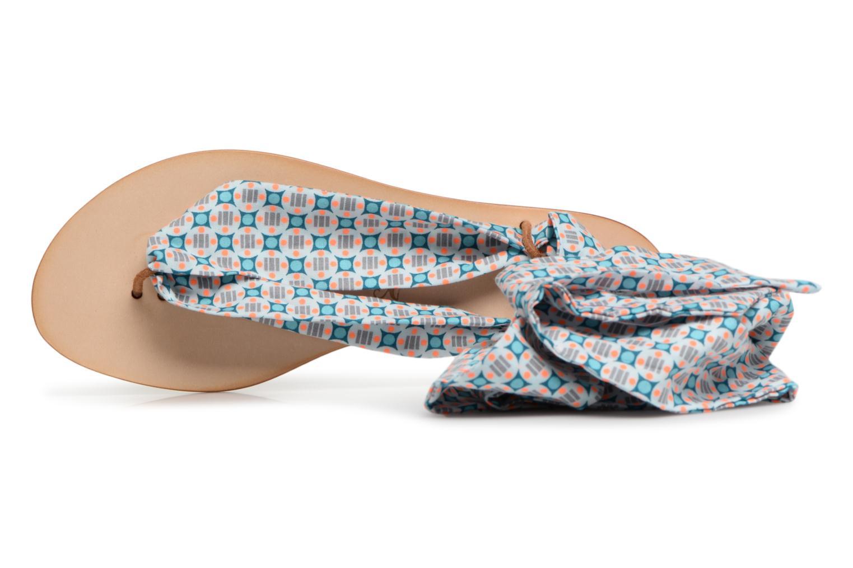 à - nupi sandales ruban violet (bleu) - à sandales chez (339695) af9de8