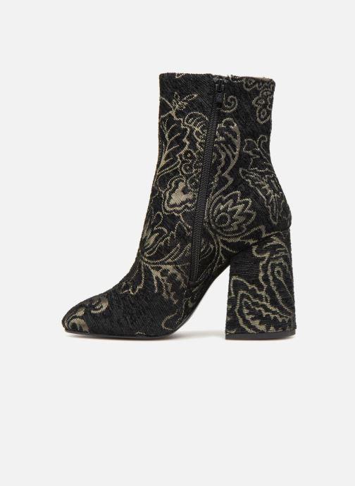 Bottines et boots Ash Fedora Barocco Noir vue face