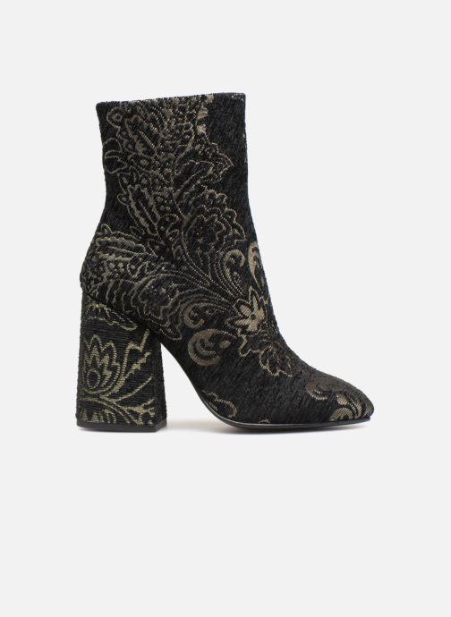 Bottines et boots Ash Fedora Barocco Noir vue derrière