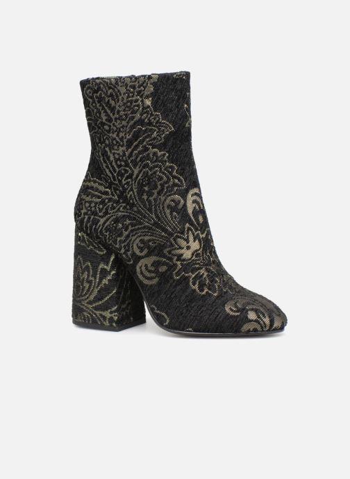 Bottines et boots Ash Fedora Barocco Noir vue détail/paire