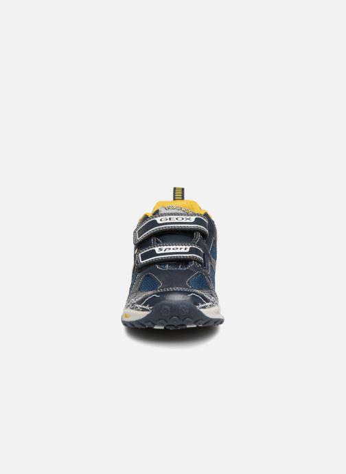 Sneakers Geox JR Shuttle x Pokemon Blå se skoene på