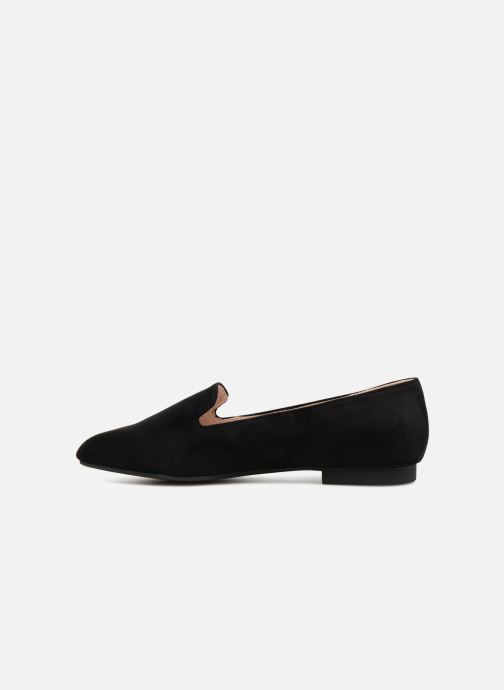 Ballerinas I Love Shoes Mcbila schwarz ansicht von vorne