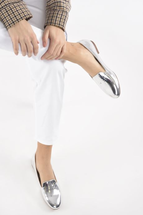 Mocassins I Love Shoes Mcbila Argent vue bas / vue portée sac