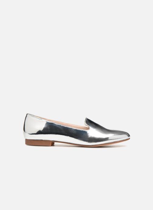 Mocassins I Love Shoes Mcbila Argent vue derrière