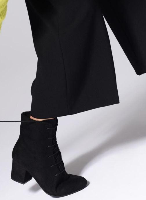 Bottines et boots I Love Shoes MCPOPIN Noir vue bas / vue portée sac