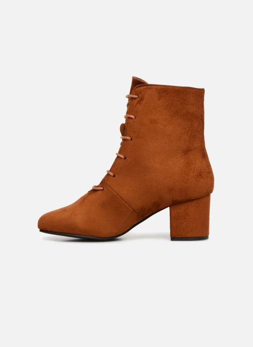 Bottines et boots I Love Shoes MCPOPIN Marron vue face