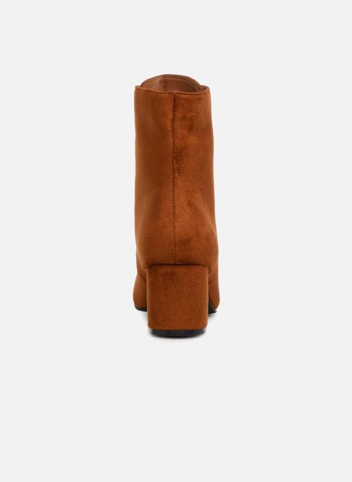 Bottines et boots I Love Shoes MCPOPIN Marron vue droite