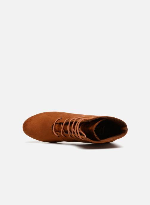 Botines  I Love Shoes MCPOPIN Marrón vista lateral izquierda