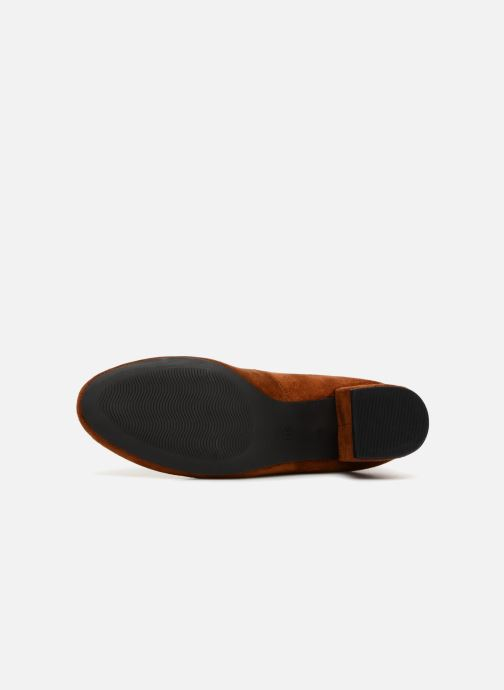 Botines  I Love Shoes MCPOPIN Marrón vista de arriba
