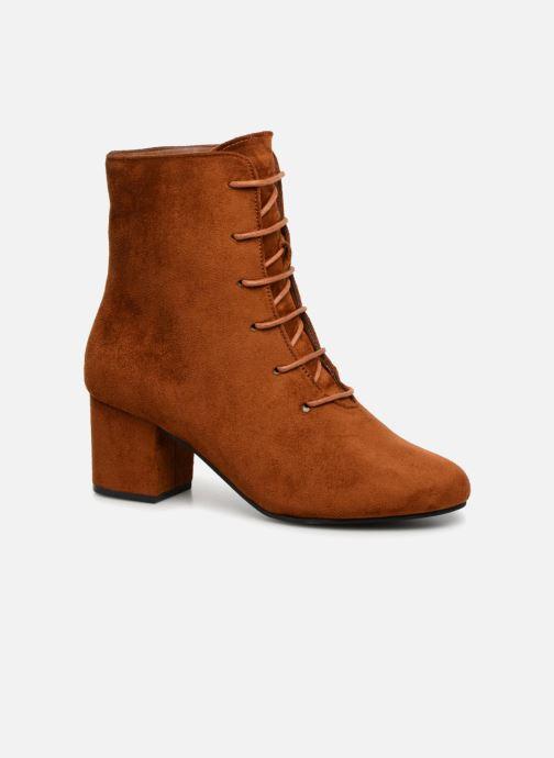 Bottines et boots I Love Shoes MCPOPIN Marron vue détail/paire