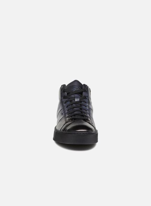 Sneakers Santoni Gloria 20851 Blauw model