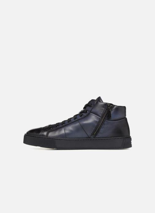 Sneakers Santoni Gloria 20851 Blauw voorkant