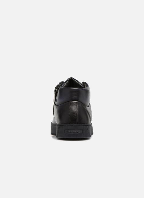 Sneakers Santoni Gloria 20851 Blauw rechts