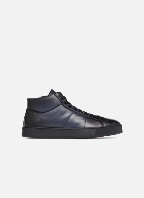 Sneakers Santoni Gloria 20851 Blauw achterkant
