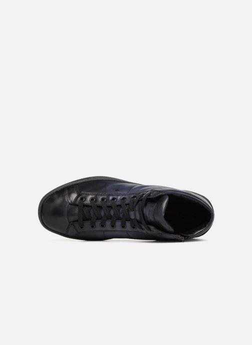 Sneakers Santoni Gloria 20851 Blauw links
