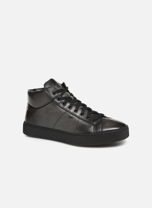 Sneakers Santoni Gloria 20851 Grijs detail