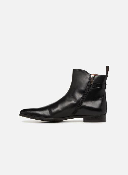 Bottines et boots Santoni William 15812 Noir vue face