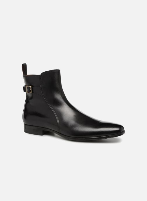 Bottines et boots Santoni William 15812 Noir vue détail/paire