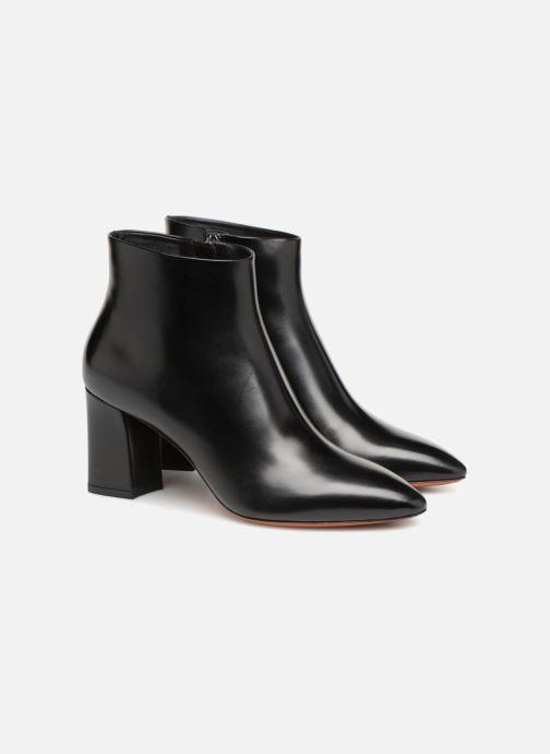 Boots en enkellaarsjes Santoni Holly 57513 Zwart 3/4'