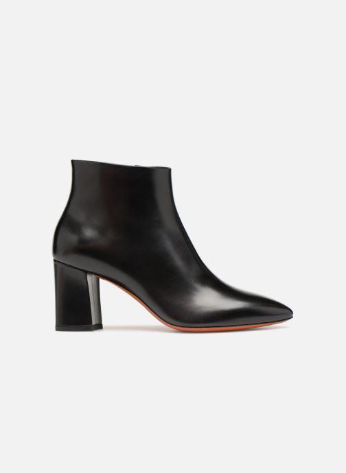 Boots en enkellaarsjes Santoni Holly 57513 Zwart achterkant