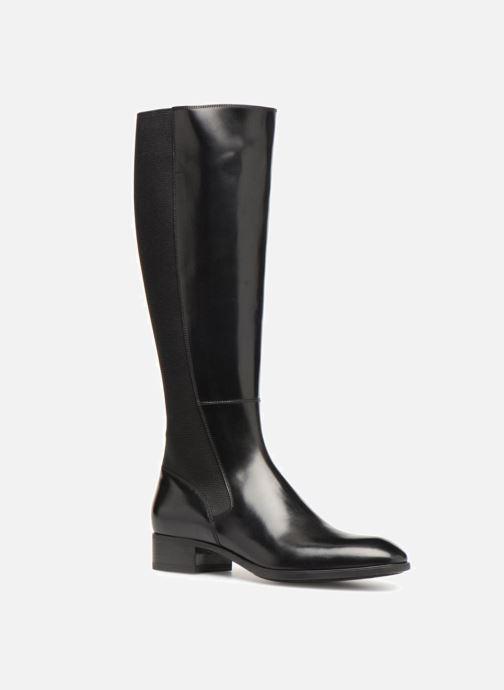 Boots & wellies Santoni Elodie 56081 Black detailed view/ Pair view