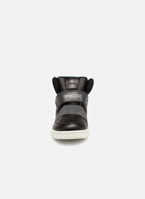 Sneakers Geox J Xled Zwart model