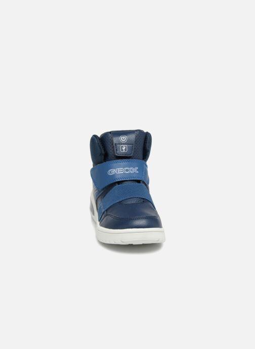 Geox J Xled (blau) - Sneaker bei Sarenza.de (339733)