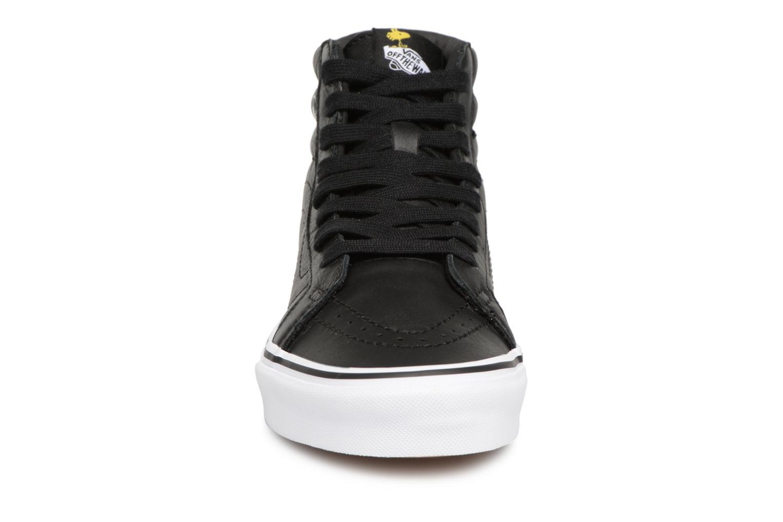 Baskets Vans VA2XSBQX5 W Noir vue portées chaussures