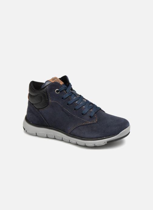 Sneakers Geox J Xunday Boy J843NA Azzurro vedi dettaglio/paio